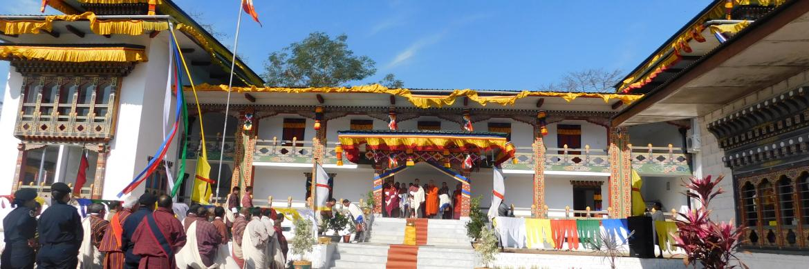 Inauguration of New Gelephu Thromde Office