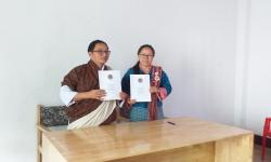 APA signing between Executive Secretary and Chief Urban Planner