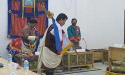 marchang ceremony