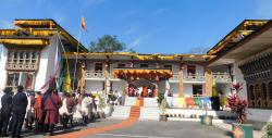 Inauguration of Gelephu Thromde Office